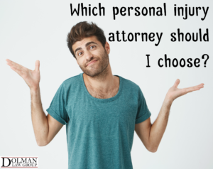 The Role of a Personal Injury Lawyer