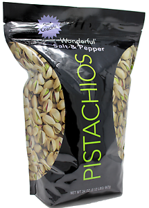 Consume low-calorie food as pistachio for a healthy diet