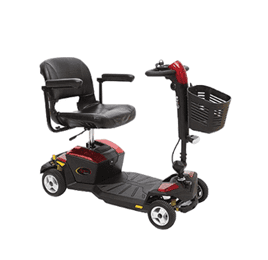 Mobility scooters vs wheelchairs – what's the distinction