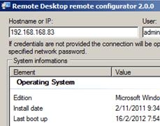 Remote Desktop Protocol is an exclusive protocol